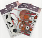 U CHOOSE  Sticko SPORTS flat Stickers baseball soccer basketball all star