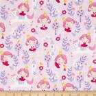 PRINCESS PONY KIDS NOVELTY CRAFT SEWING FABRIC QUILT FREE OZ POST *