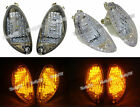 E-Marked Rear Turn Signals Blinker Led Light Fit 08-17 SUZUKI Hayabusa GSXR 1300