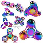3D Fidget Hand Spinner Finger EDC Focus Stress Reliever Bearing Toys Kids Adults