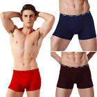 Mens Boxer Shorts Trunks Gift Underwear Breathable Modal Boxers L XL XXL XXXL