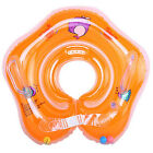 Newborn Infant Baby Swimming Neck Float Ring Bath Inflatable Circle Toy Gift 1pc