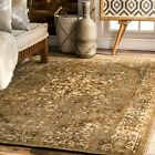 nuLOOM Ashlina Persian Overdyed Vintage Traditional Natural Area Rug