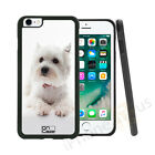 West Highland White Terrier Grip Side Gel Case Cover For All Top Mobile Phones