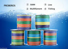 PE Braided Fishing Line 4 Stands Multifilament Fishing Line Angling Accessories