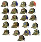 New NFL  '47 Compass Relaxed '47 Camo Trucker CLOSER Cap Hat on eBay