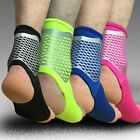 Elastic Compression Foot Wrap Ankle Support Brace for Sports Relief Pain (S-XL)