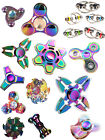 EDC Hand Fidget Spinner Titanium Alloy Focus Toy ADHD Autism Finger Toy Gyro 1PC