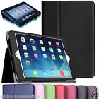 Apple iPad 9.7 Premium custodia in similpelle Magnetica Smart Stand Cover Per