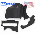Body Front Back Rubber Cover Shell Replacement Part For Canon EOS EF 60D Repair