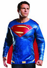 Adult Batman v Superman: Dawn of Justice Superman Muscle Chest Top