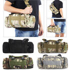 Outdoor Military Tactical Shoulder Waist Pack Molle Camping Hiking Pouch Bag UK