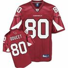 NFL Football Premier Trikot Jersey ARIZONA CARDINALS Doucet 80 in rot