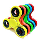 5 X GSPINN Pro Fidget Spinners Combo EDC Tri ADHD Stress Spinners Solid Colours