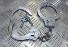 Standard Issue Type Security Handcuffs With Two Keys Hen / Stag Party - NEW