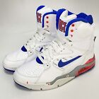 Nike Air Command Force Both Feet Outsole With Little Discoloration 684715-101