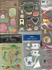 U CHOOSE  Assorted Paper Bliss WOMAN 3D Stickers mom mother tea shoes hats