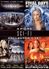 Sci-Fi Collectors Set (DVD, 2009, 2-Disc Set) 4 movies Luke Perry Katee Sackhoff