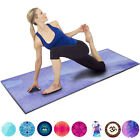 Ultra-think Yoga Fitness Compact Folding Exercise Mat Non-slip 1.5mm Gym Camping