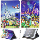 """For Verizon Ellipsis 7"""" 8"""" 10"""" Tablet Universal New Leather Stand Case Cover+Pen"""