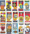 FOOTBALL CLUBS and BADGES 1958 by Lamberts  99p EACH