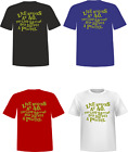 Life Begins At 40 40th Birthday Funny T Shirt 4 Colours Professional Print
