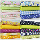 New Sunny floral fabric fat quarter fabric bundles 100% cotton fabric for sewing
