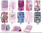 Vintage Style Patterned Print Fashionable Flip Cover Case For Samsung Galaxy New