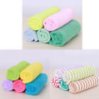 5pcs 30*30cm Microfiber Absorbent Washing Bowl Dishcloths Towel Clean Tool