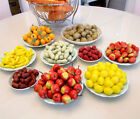 Decor  Accessories Fake fruit Plastic Mini Vegetable Puzzle Toy Artifical Home