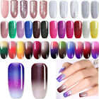 5/10ml Born Pretty UV Gel Nail Polish Soak off LED Rose Gold Glitter Varnish DIY