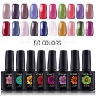 Coscelia 10ML Colorful Gel Polish Soak-off UV LED Nail Art Base Topcoat Manicure