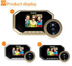 "3.0"" LCD Peephole Viewer 145°Door Eye Doorbell Video Color Security PIR Camera"
