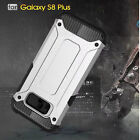 For Samsung Galaxy s8 Case Cover Shockproof Armor Bumper Hybrid Rubber Hard Skin