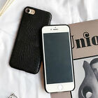 """For Iphone 6/6s 4.7"""" Cover Case Soft Crocodile PU TUP Slim Back Skin Protective"""