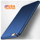 """For Iphone 6/6s Plus 5.5"""" Ultra Thin Slim Matte Hard Back Case Shockproof Cover"""
