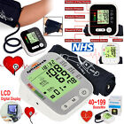 Automatic Digital Blood Pressure Monitor Meter Upper Arm Intellisense 180 Memory