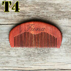 Personalized Wooden Rustic Hair Comb Salon Bridesmaid Groomsmen Birthday gifts x