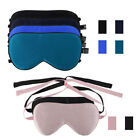Natural Mulberry Silk Sleep Mask with Adjustable Strap Super-smooth Eye Mask