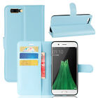 For OPPO R11 Case PU Leather Flip magnet Stand Cover Slots Wallet Protective