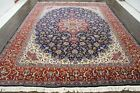 Traditional Vintage Persian Large  9.7 X 12.5 Area Rugs Oriental Rug Carpet