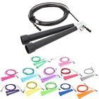 3M Steel Wire Speed Skipping Rope Adjustable Jump Rope Cable Fitness Exercise