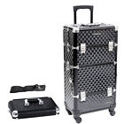 SONGMICS trolley kosmetikkoffer schminkkoffer friseurkoffer gross beauty case günstig