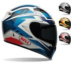 Bell Qualifier DLX Clutch Motorcycle Helmet Lightweight DD Ring Removable Liner