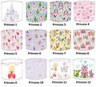 Lampshades Ideal To Match Princess Fairy Castle Pillows & Princess Fairy Duvets