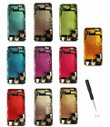 "Multicolor Metal Back Battery Housing Cover Assembly For iPhone 6P 5.5"" repair"