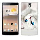 Fashion For OnePlus One 1+1 Printed TPU Rubber Silicone Back Protect Case Cover