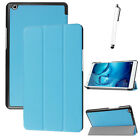 """For Huawei MediaPad M3 T3 7"""" 8"""" 10"""" Tablet Slim Smart Leather Case Stand Cover"""