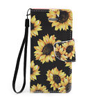 For Apple Iphone SE 5, 5s 6 6s + PU Leather Card Holder Wallet Flip Case Cover