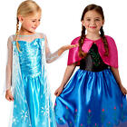 Frozen Girls Fancy Dress Disney Princess Book Day Week Kids Childrens Costumes